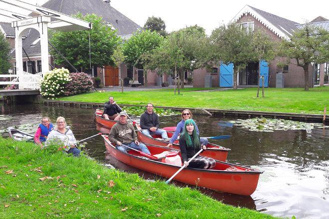 Wetlands Safari, Amsterdam, The Netherlands