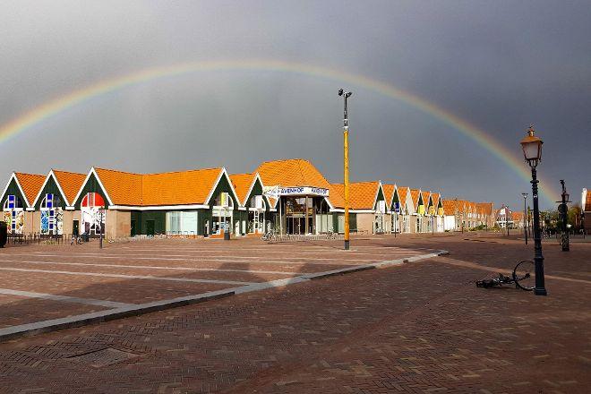 Winkelcentrum Havenhof, Volendam, The Netherlands
