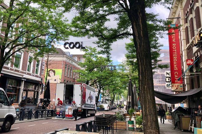 Witte de Withstraat, Rotterdam, The Netherlands