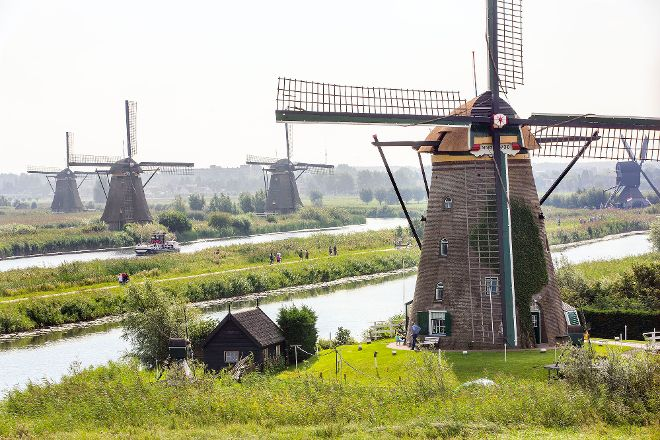 World Heritage Kinderdijk, Kinderdijk, Holland