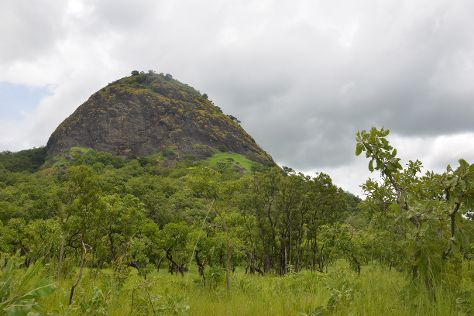 Fazao-Malfakassa National Park, Sokode, Togo