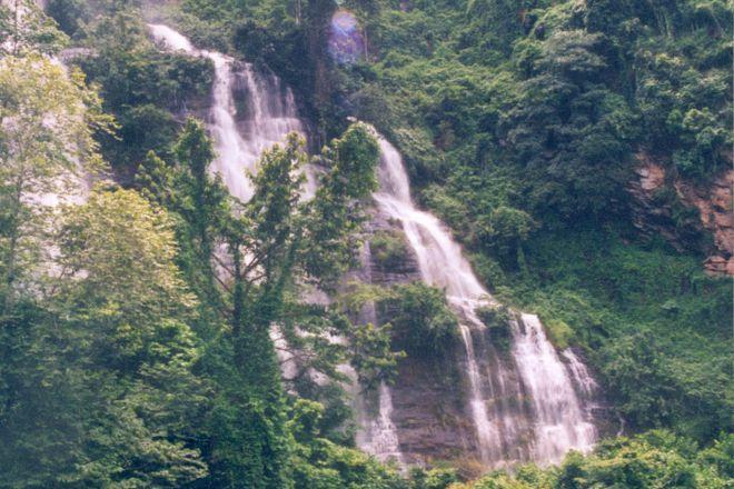 Cascade de Kpime, Kpalime, Togo