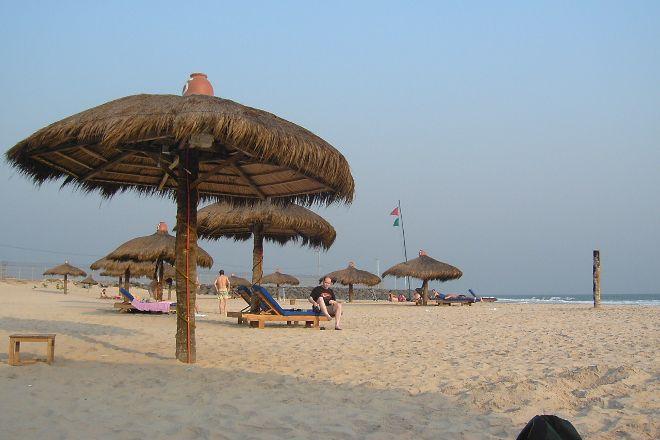 Lome Beach(Plage de sable fin de Lome), Lome, Togo