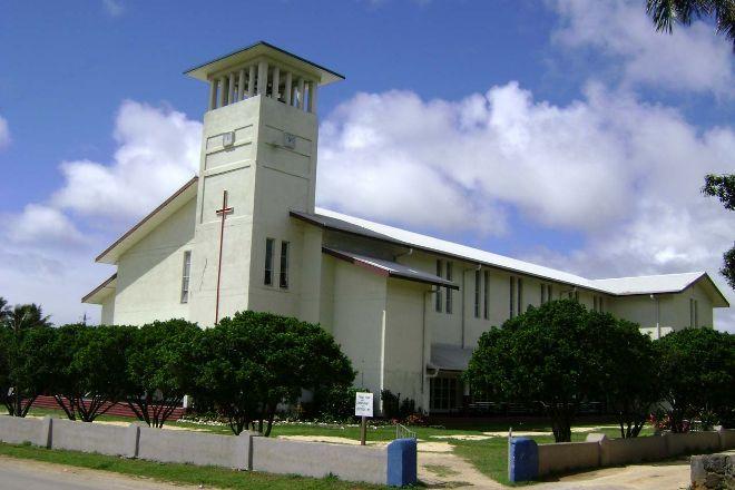 Centenary Church, Nuku'alofa, Tonga