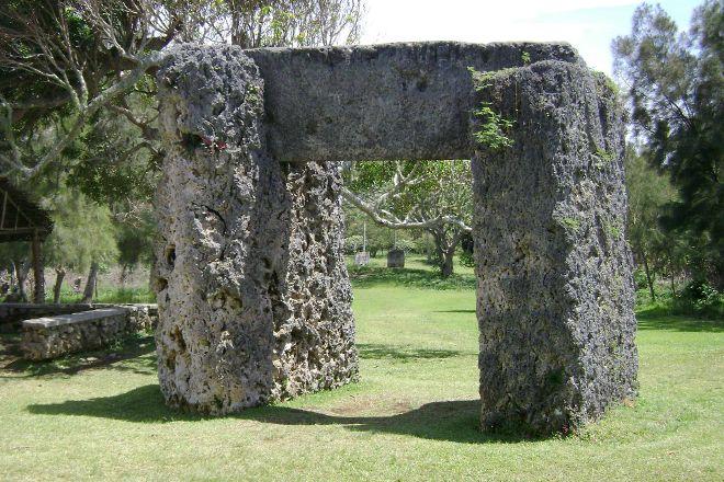Ha'amonga'a Maui Trilithon, Tongatapu Island, Tonga