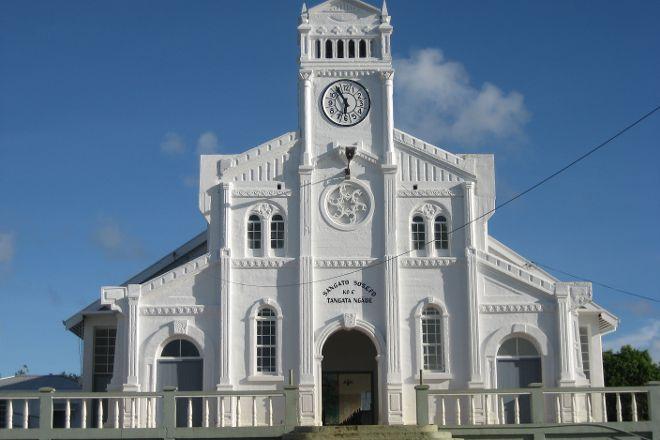 St Joseph's Cathedral, Neiafu, Tonga