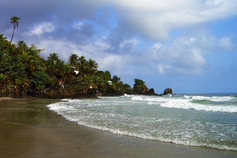 Blanchisseuse Beach, Blanchisseuse, Trinidad and Tobago