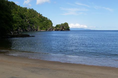 Macqueripe Bay, Chaguaramas, Trinidad and Tobago