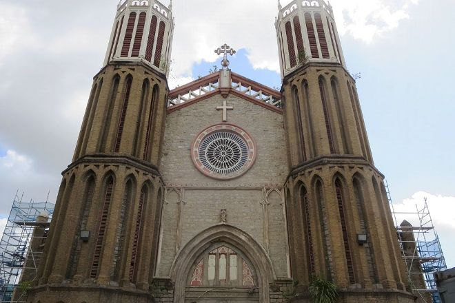 The Cathedral of the Immaculate Conception, Port of Spain, Trinidad and Tobago