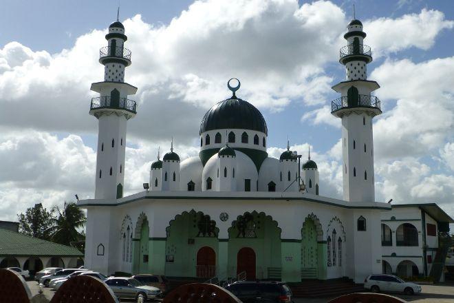 Mohammed Ali Jinnah Memorial Mosque, Port of Spain, Trinidad and Tobago