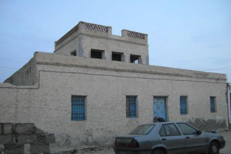 Mouansa Synagogue, Zarzis, Tunisia