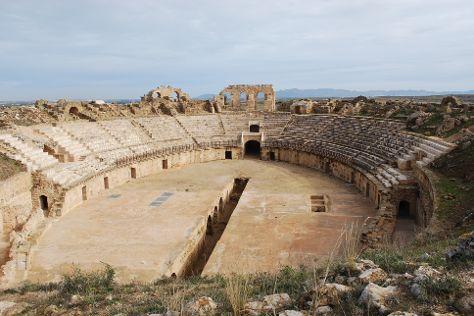 Uthina (Oudhna), Ben Arous, Tunisia