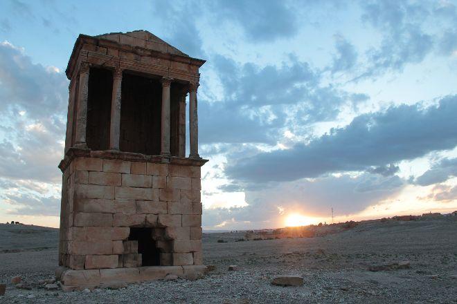 Ancient Ammaedara, Kasserine, Tunisia