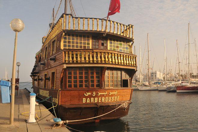Bateau Pirate, Monastir, Tunisia