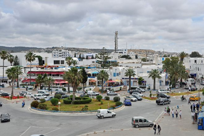 Center Commercial, Hammamet, Tunisia