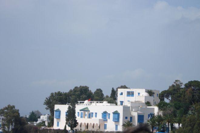 Centre des Musiques Arabes et Mediterraneennes, Sidi Bou Said, Tunisia