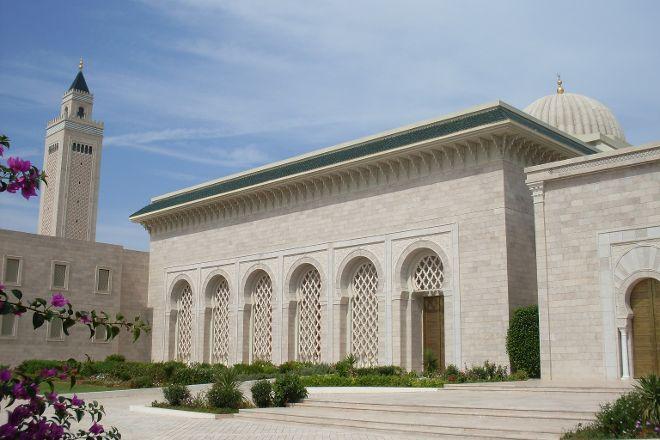 El Abidine Mosque, Carthage, Tunisia