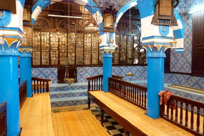El Ghriba Synagogue, Djerba Island, Tunisia