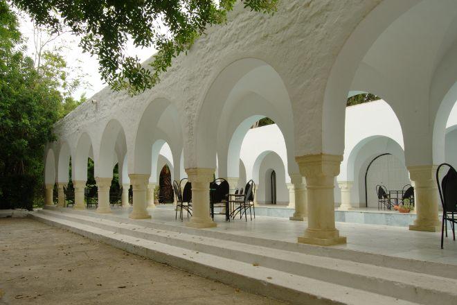 George Sebastian Villa, Hammamet, Tunisia