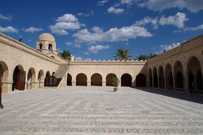 Grosse Moschee von Sousse, Sousse, Tunisia