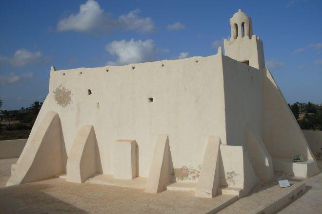 Jama Fadloud (Mosque), Midoun, Tunisia