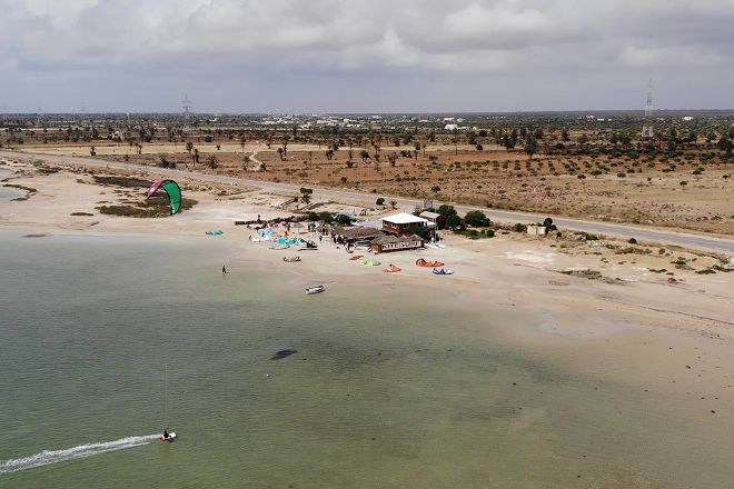Kitesurf Les Dauphins Djerba, Midoun, Tunisia