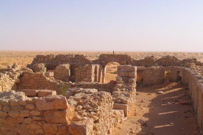 Ksar Ghilane, Tataouine, Tunisia