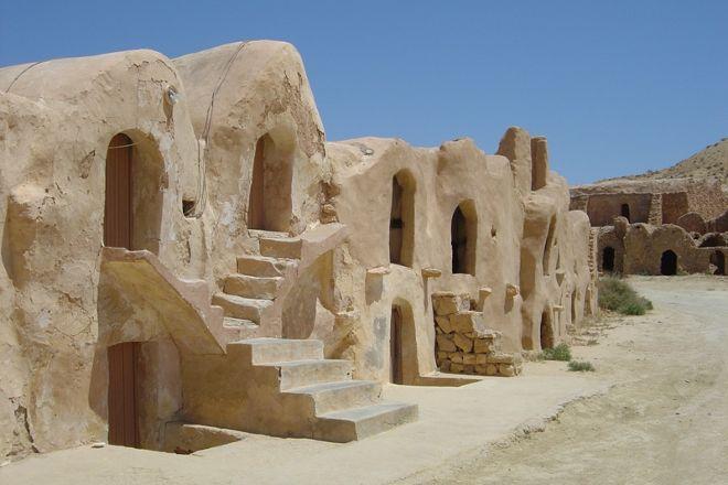 Ksar Hallouf, Medenine, Tunisia