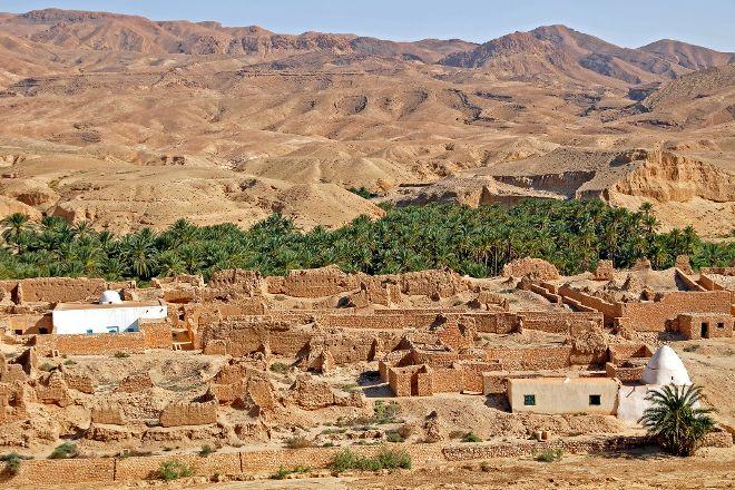 Ksour of Tamerza, Tamerza, Tunisia