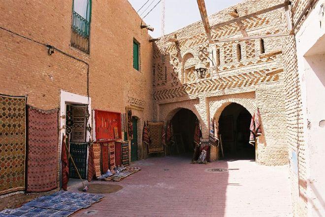 Le Vieux Quartier de Ouled el Hadef (Medina), Tozeur, Tunisia