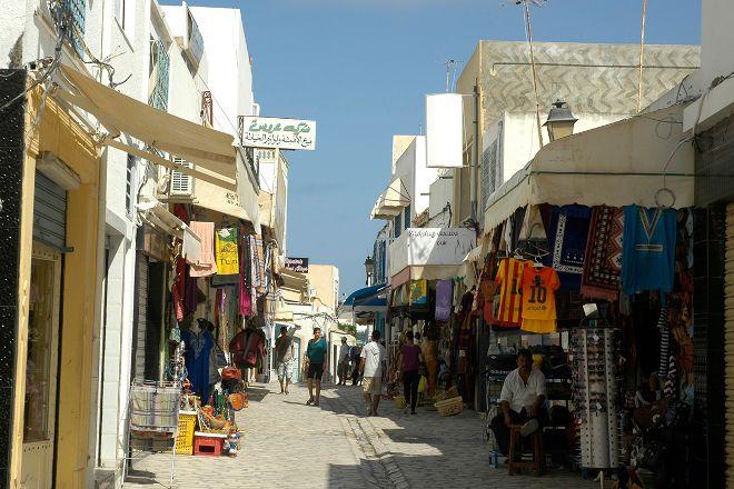 Mahdia's Old Town, Mahdia, Tunisia