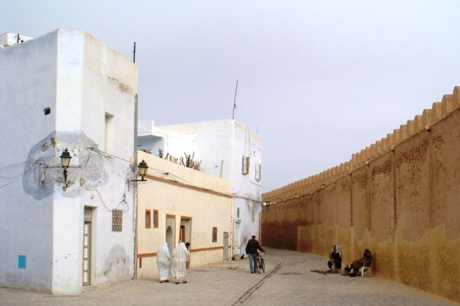 Medina of Kairouan, Kairouan, Tunisia