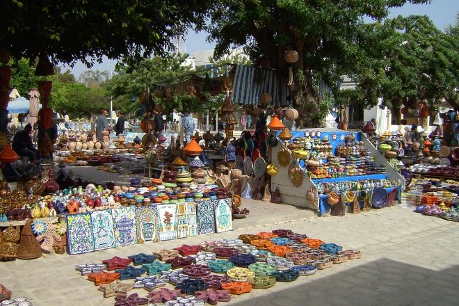 Mini Souk, Houmt Souk, Tunisia