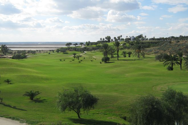 Monastir Flamingo Golf Course, Monastir, Tunisia