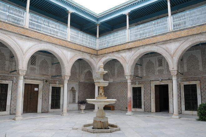 Musee des Arts et Traditions Populaires Dar Ben Abdallah, Tunis, Tunisia