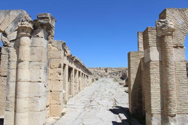 Musti, Teboursouk, Tunisia