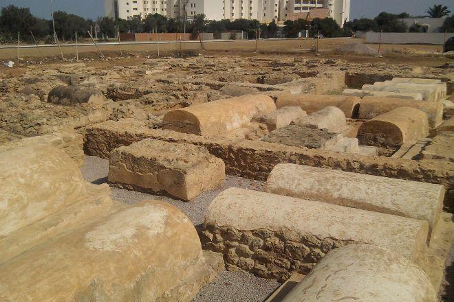 Pupput Roman Site, Hammamet, Tunisia