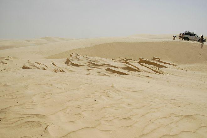 Sahara Desert, Tozeur, Tunisia