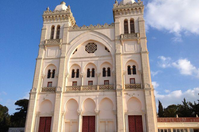 Saint Louis Cathedral, Carthage, Tunisia