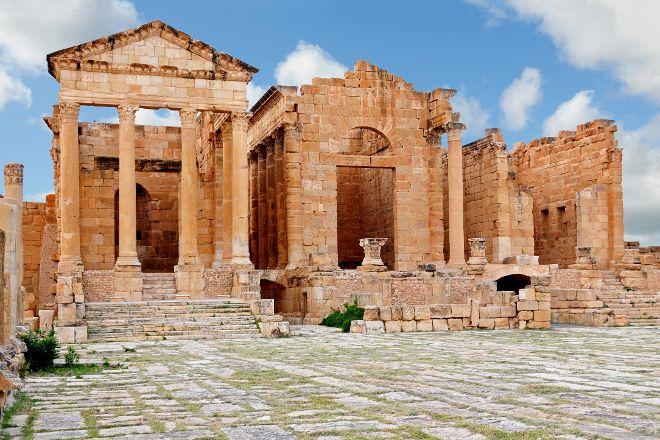 Sbeitla, Subaytilah, Tunisia