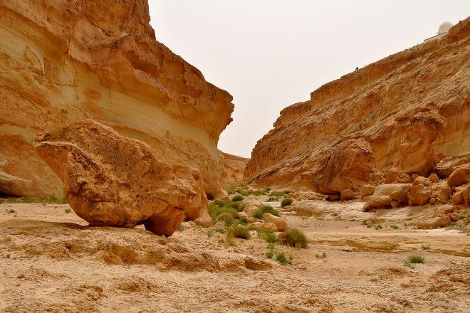 Sidi Bouhlel Canyon, Tozeur, Tunisia