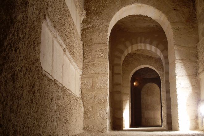 Sousse Catacombs, Sousse, Tunisia