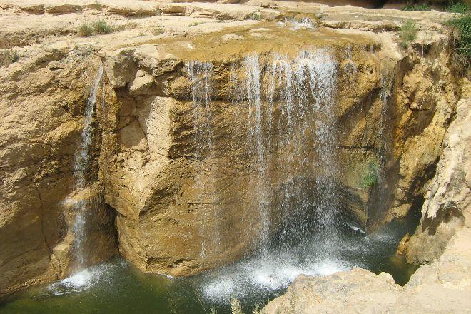 Tamerza Canyon, Tozeur, Tunisia