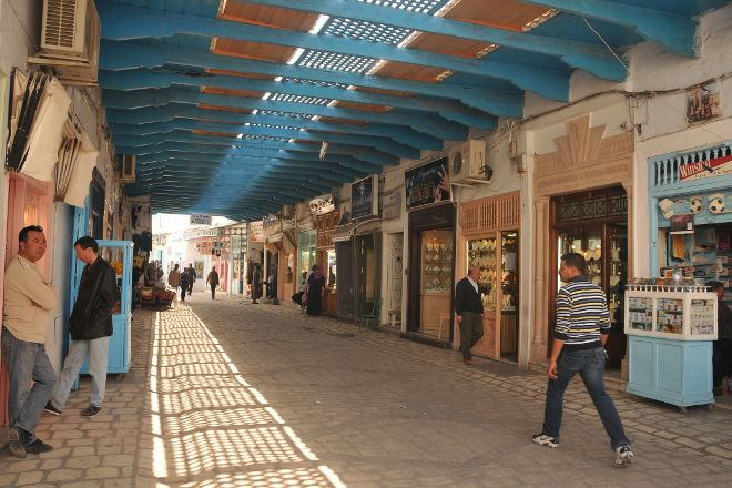 The Souk, Kairouan, Tunisia