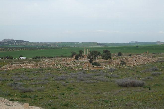 Thuburbo Majus, Zaghouan Governorate, Tunisia