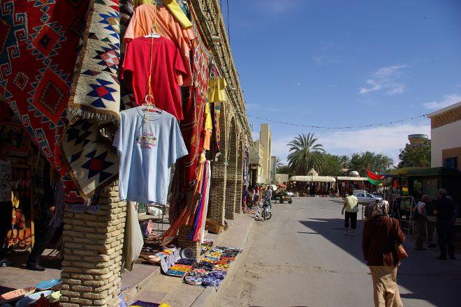 Tozeur Market, Tozeur, Tunisia