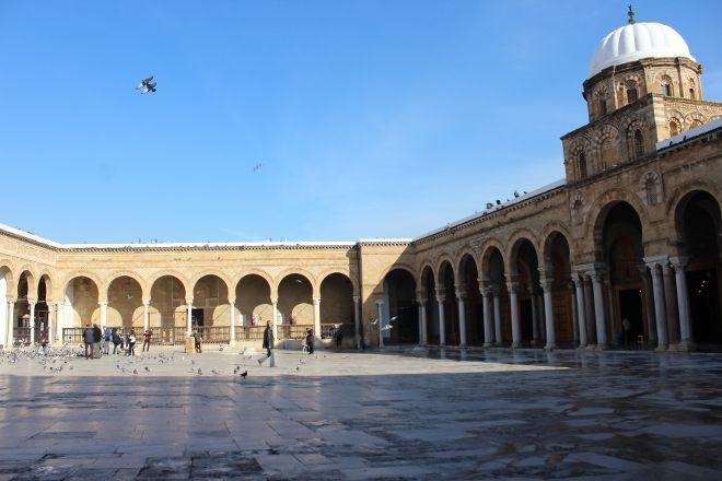 Zitouna Mosque, Tunis, Tunisia
