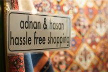 Adnan and Hasan, Istanbul, Turkey