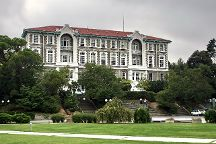 Bogazici University, Istanbul, Turkey