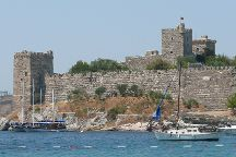 Castle of St. Peter, Bodrum City, Turkey